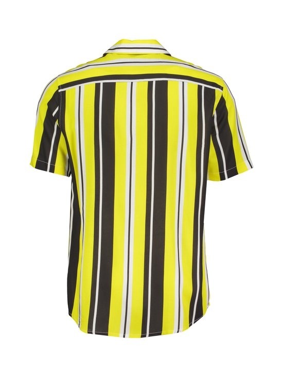 Only & Sons - OnsCarter Striped Viscose -kauluspaita - BLAZING YELLOW | Stockmann - photo 2
