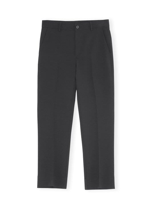 Heavy Crepe Pants -housut