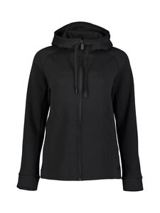 Sail Racing - W Race Zip Hood -huppari - 999 CARBON | Stockmann