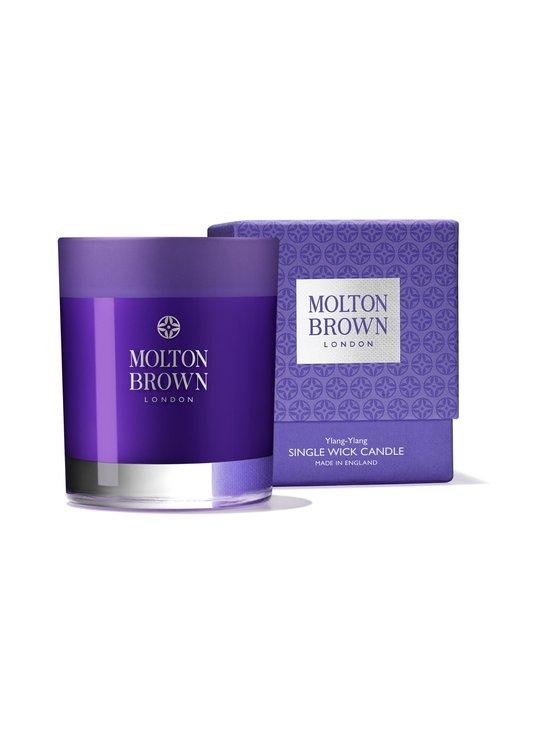 Molton Brown - Ylang Ylang Single Wick Candle -tuoksukynttilä 180 g - NOCOL | Stockmann - photo 1