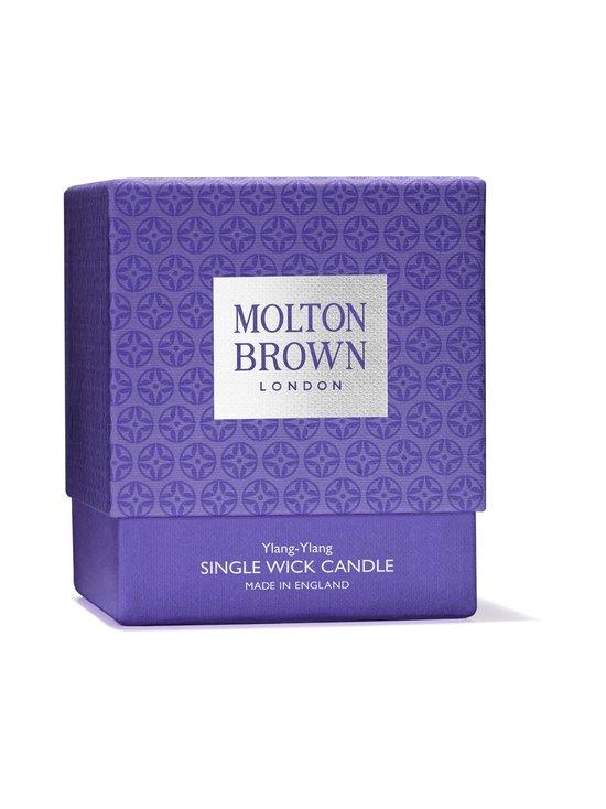 Molton Brown - Ylang Ylang Single Wick Candle -tuoksukynttilä 180 g - NOCOL | Stockmann - photo 4