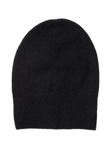 A+more - Casimiro Loose Beanie -villasekoitepipo - BLACK 999 | Stockmann