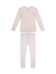 Sanetta - Teens Girl Sprig Mystic Moment -pyjama - 6308 HUSH VIOLET | Stockmann