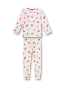 Sanetta - Strawberry Field -pyjama - 1988 LIGHT GREY | Stockmann