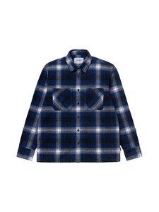 Carhartt WIP - L/S Nigel Shirt -paita - NIGEL CHECK, LAPIS /---   Stockmann