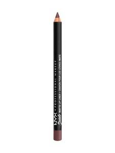 NYX Professional Makeup - Suede Matte Lip Liner -huultenrajauskynä - null   Stockmann