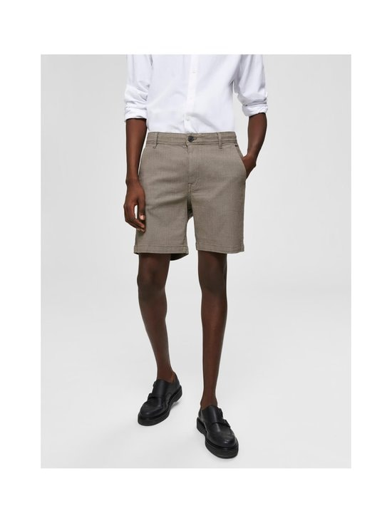 Selected - SlhStorm Flex -shortsit - DOVE DETAIL:MIX - SMOKED PEARL | Stockmann - photo 2