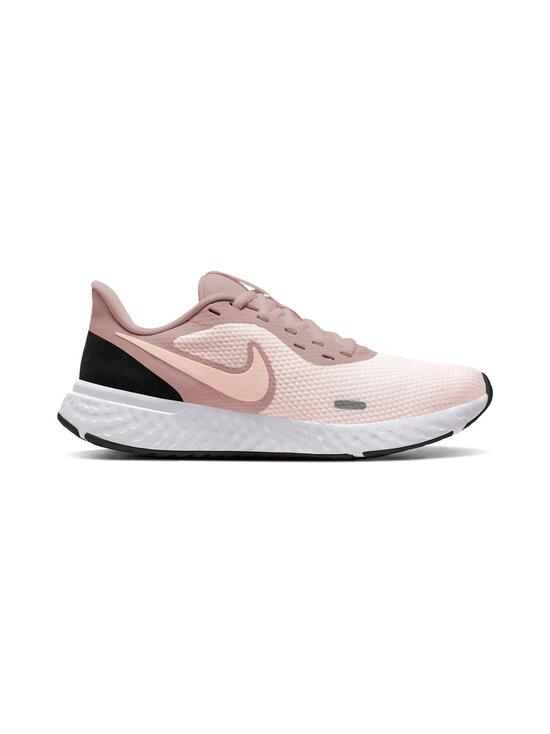 Nike - Revolution 5 -juoksukengät - 600 BARELY ROSE/STONE MAUVE/BLACK/METALLIC RED BRONZE   Stockmann - photo 1