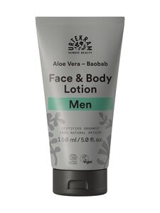 Urtekram - Men Face & Body Lotion -voide 150 ml - null | Stockmann