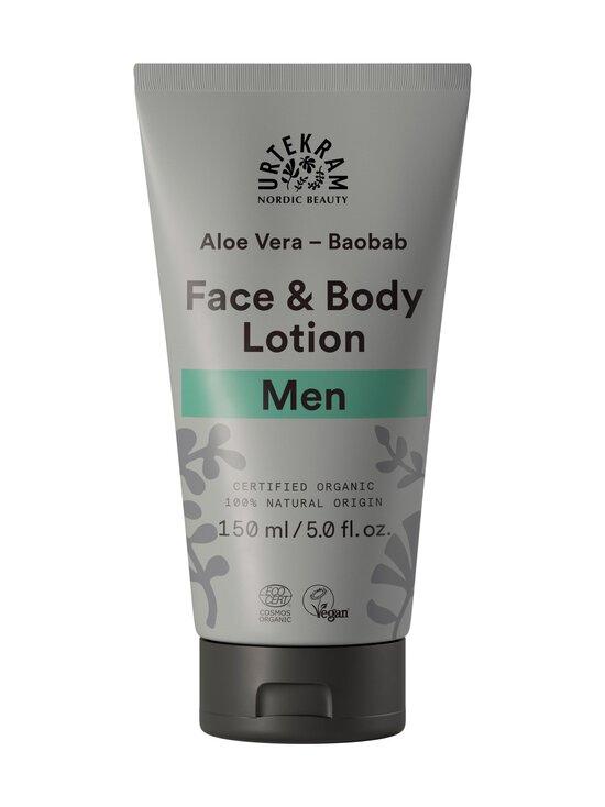Urtekram - Men Face & Body Lotion -voide 150 ml | Stockmann - photo 1