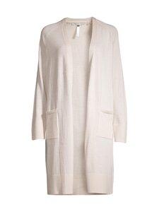 cut & pret - AIRY long cardigan -villaneuletakki - OATMEAL MEL VP205427 | Stockmann