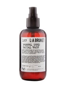 L:A Bruket - Fennel Seed Facial Wash -nestesaippua 190 ml | Stockmann