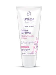 Weleda - Derma Baby White Mallow Nappy Change Cream -vaippavoide 50 ml - null | Stockmann