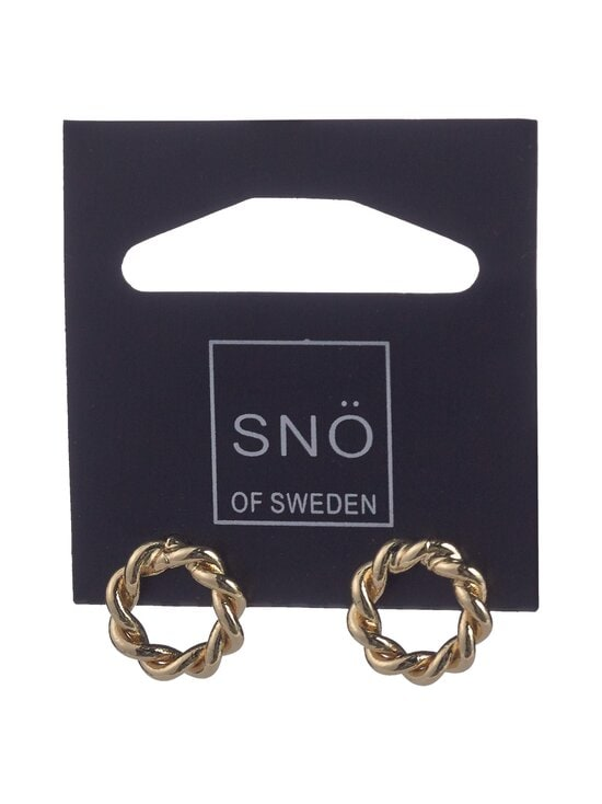 Snö Of Sweden - Way Small Round -korvakorut - PLAIN G | Stockmann - photo 1