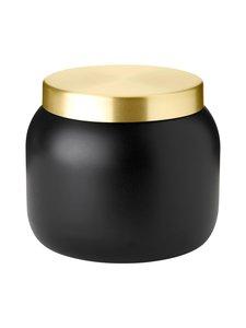 Stelton - Nordic Collar Ice Bucket -jääastia 1,5 l - BLACK | Stockmann