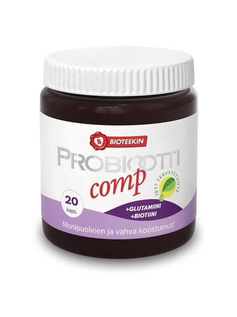 Probiootti Comp -maitohappobakteerit 20 kaps.