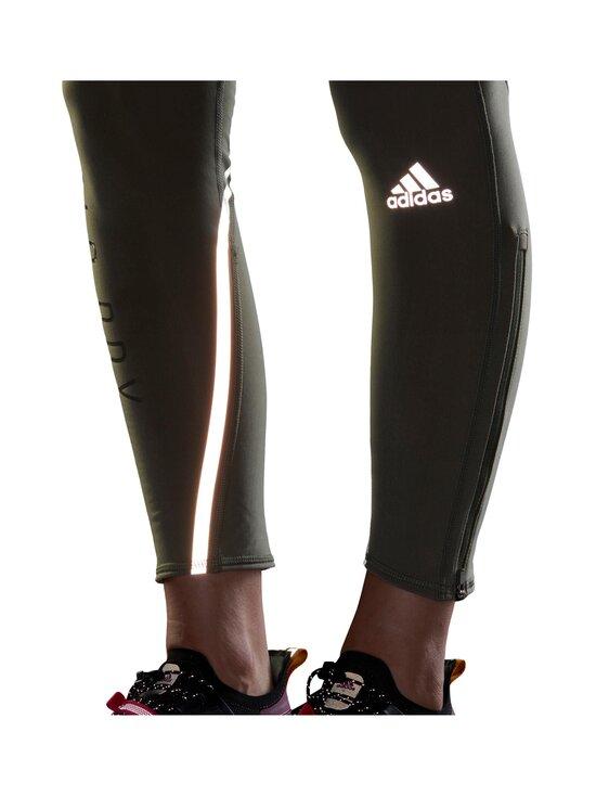 adidas Performance - How We Do C.R -juoksutrikoot - LEGGRN LEGACY GREEN | Stockmann - photo 7