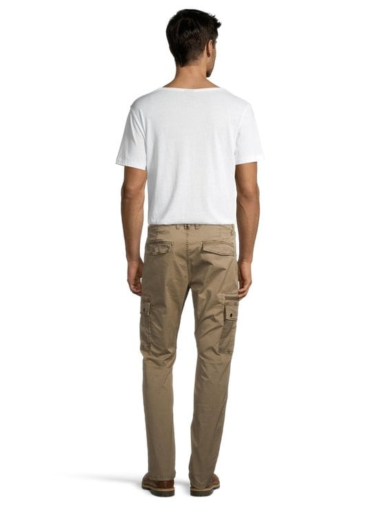 Camel Active - 4930 Cargo Pants -housut - 28 MILITARY OLIVE | Stockmann - photo 3