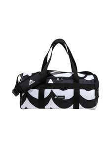 adidas x Marimekko - W MARIM LAI DUF -laukku - WHITE/BLACK   Stockmann