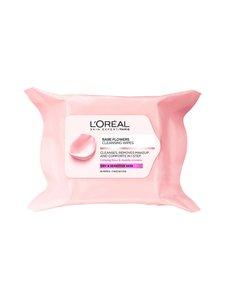 L'Oréal Paris - Rare Flowers -puhdistusliinat kuivalle ja herkälle iholle 25 kpl | Stockmann