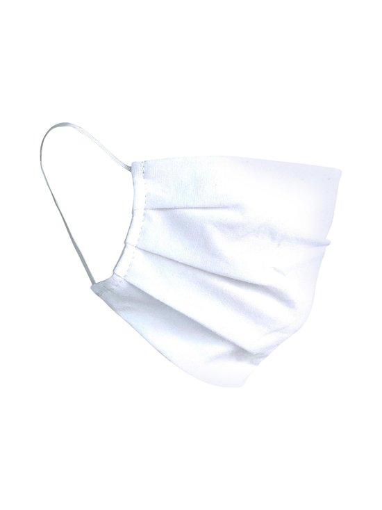 Fredrikson - Trikoinen kangasmaski - 10WHITE 10   Stockmann - photo 1