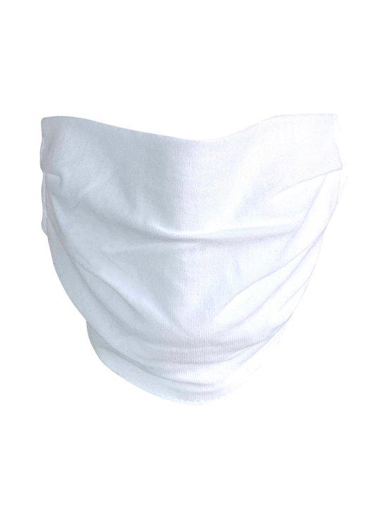 Fredrikson - Trikoinen kangasmaski - 10WHITE 10   Stockmann - photo 2