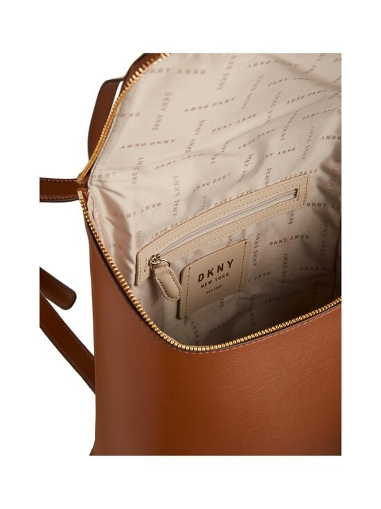 Dkny - Bryant Tz Backpack -nahkareppu - CAR - CARAMEL | Stockmann - photo 3