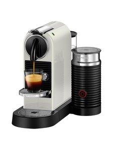 Nespresso - CitiZ & Milk -kahvikone - VALKOINEN | Stockmann