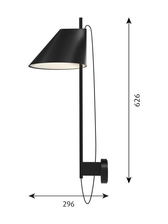 Louis Poulsen - YUH wall lamp Black Louis Poulsen | Stockmann - photo 2