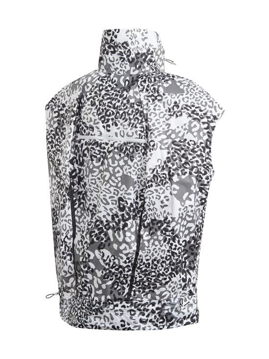 adidas by Stella McCartney - Truepace Gilet WIND.RDY -takki - WHITE/BLACK/ASH | Stockmann - photo 2
