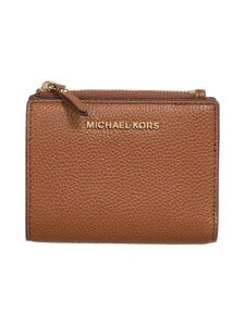 Michael Michael Kors - Jet Set Snap Billfold -nahkalompakko - 230 LUGGAGE | Stockmann