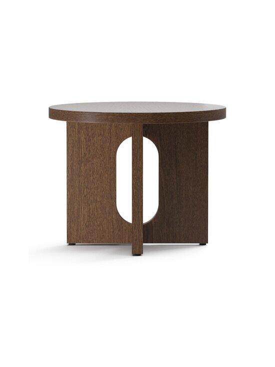 Menu - Androgyne -sivupöytä Ø 50 cm - DARK STAINED OAK | Stockmann - photo 3