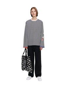 Marimekko - KIOSKI Taakse -paita - WHITE, BLACK, MULTICOLORED | Stockmann