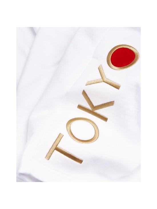 Japan Tokyo Terry Sweatshort -collegeshortsit