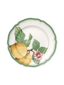 Villeroy & Boch - French Garden Modern Fruits Lemon -lautanen 21 cm - YELLOW | Stockmann