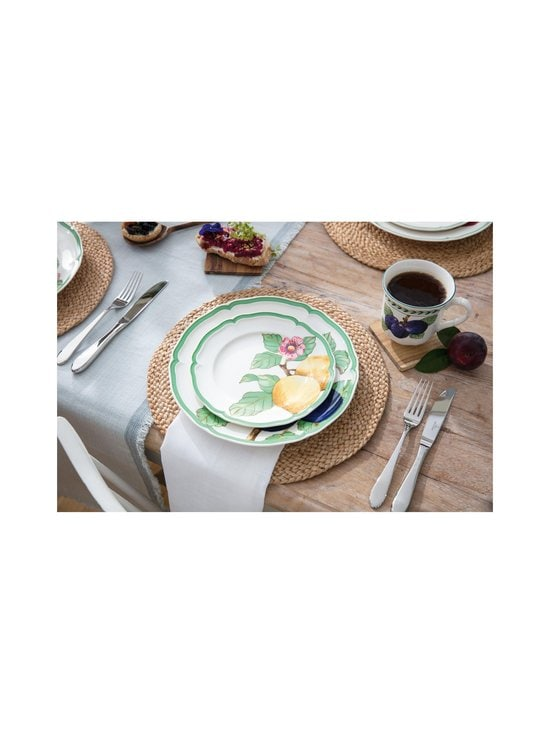 Villeroy & Boch - French Garden Modern Fruits Lemon -lautanen 21 cm - YELLOW | Stockmann - photo 2
