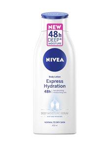 NIVEA - Express Hydration Body Lotion -vartaloemulsio 400 ml | Stockmann