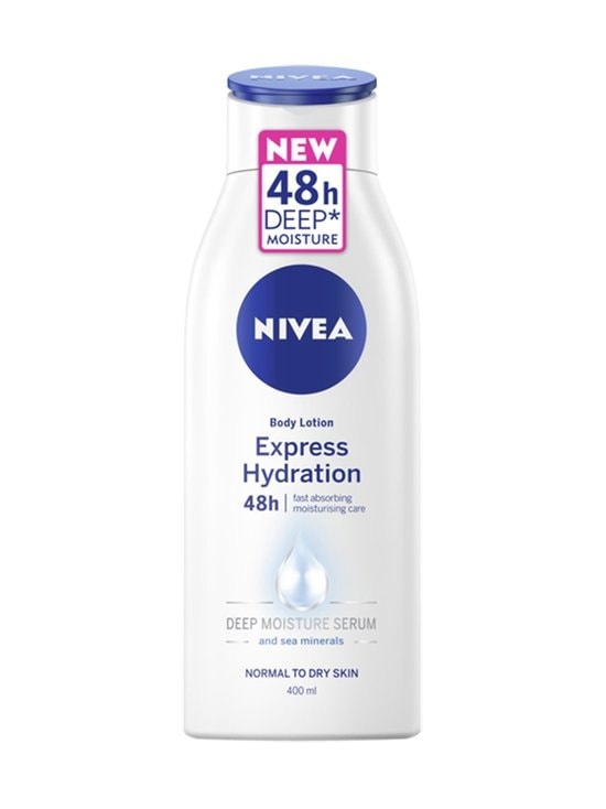 NIVEA - Express Hydration Body Lotion -vartaloemulsio 400 ml - null | Stockmann - photo 1