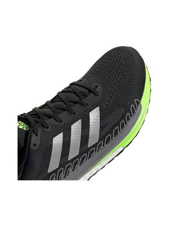 adidas Performance - M SolarGlide 3 -juoksukengät - CBLACK/SILVMT/SIGGNR | Stockmann - photo 6