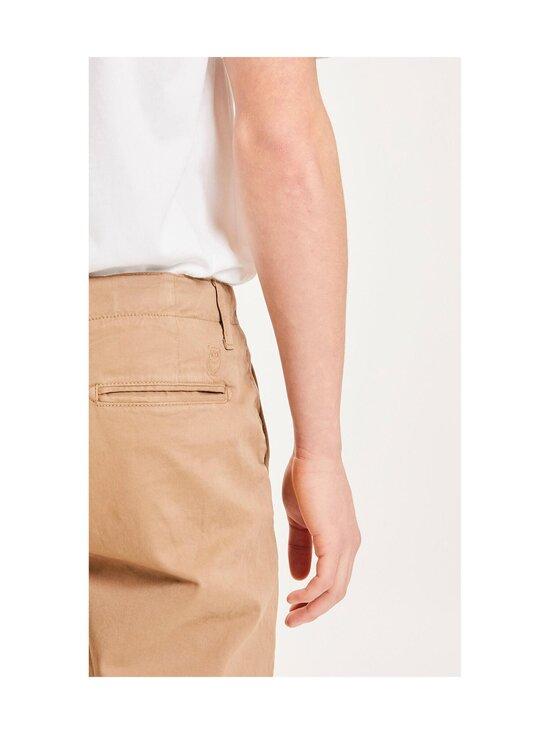 Knowledge Cotton Apparel - Joe Slim Stretched -chinot - 1019 TUFFET   Stockmann - photo 4
