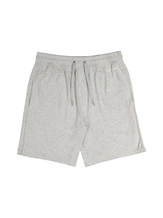 Calvin Klein Underwear - Pyjamashortsit - GREY HEATHER (HARMAA) | Stockmann - photo 1