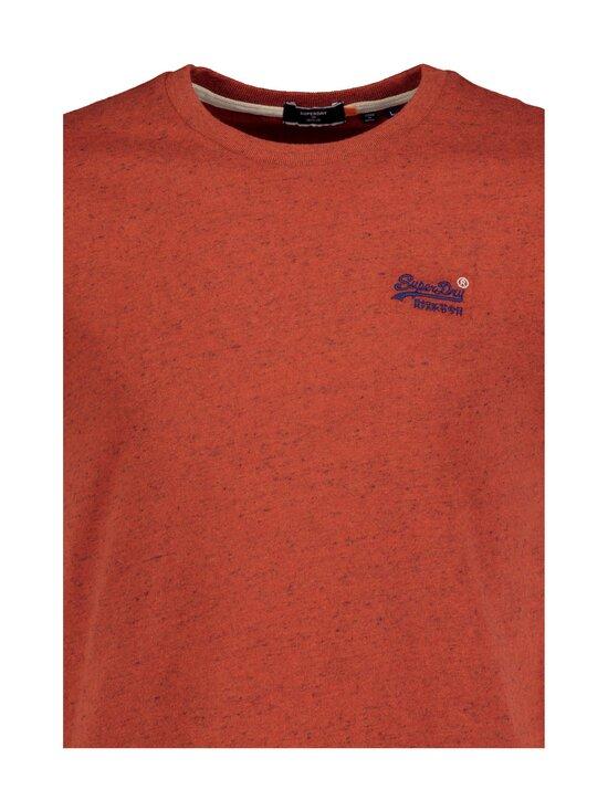Superdry - OL Vintage Embossed Tee -paita - UR5 ARIZONA ORANGE GRIT | Stockmann - photo 3