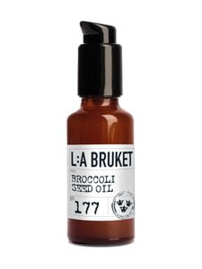 L:A Bruket - No 177 Broccoli Seed Oil -kasvoöljy 30 ml | Stockmann