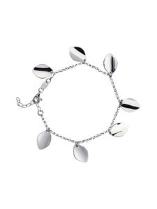Dfj Collections - Leaf Charm -rannekoru - SILVER | Stockmann