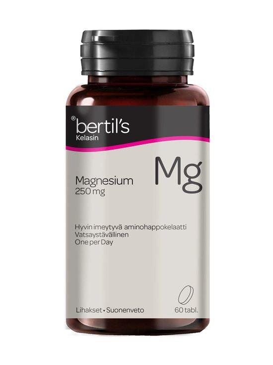 Bertils - Magnesium 250 mg -ravintolisä 60 tabl. - NOCOL   Stockmann - photo 1