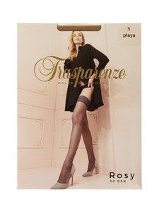 Trasparenze - Rosy stay-up-sukat 20 den - PLAYA   Stockmann