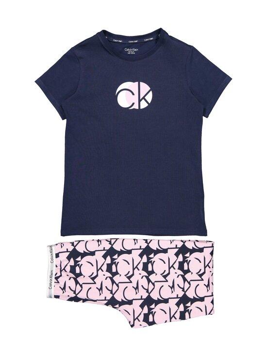 Calvin Klein Kids - Pyjama - 0VM 1UNIQUE/1CIRCLEBLACKIRISAOP   Stockmann - photo 1