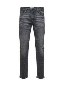Selected - SlhSlim Leon -farkut - MEDIUM GREY DENIM | Stockmann