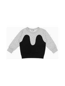 R/H - Magic Sweater -collegepaita - LIGHT GREY / BLACK | Stockmann