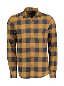 Only & Sons - OnsGudmund LS Checked Shirt -paita - MONKS ROBE   Stockmann